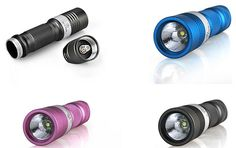 Special and Creative Holiday Gift - ♥XTAR WK50♥ - ♥XTAR LED Flashlight♥