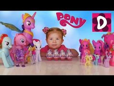 ✿ Наши ПОНИ Май Литл Пони МЛП Яйца Сюрприз Распаковка Пони my little pony mlp unboxing toys surprise    {{AutoHashTags}}
