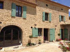 mediterrán kőház Bed And Breakfast, Hotel France, Travel Hotel, Villa, Toscana, Outdoor Decor, Home Decor, Style, Projects