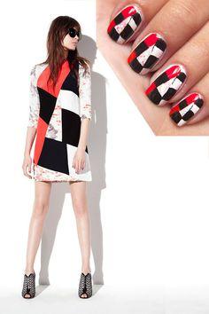 runway nails