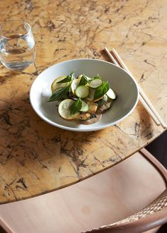 Anchovy Restaurant in Melbourne by Fiona Lynch | Yellowtrace