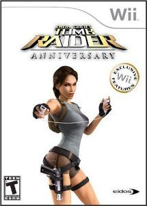 Amazon.com: Tomb Raider Anniversary: Nintendo Wii: Video Games