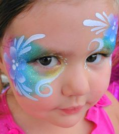 By Princesses & Pirates Face Painting