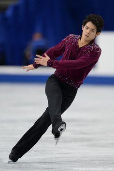 By Atsushi Tomura Getty Images Sport Getty Images SAITAMA, JAPAN - DECEMBER 22: Takahiko Kozuka of Japan performs in the men's free skating during All Japan Figure Skating Championships at Saitama Super Arena on December 22, 2013 in Saitama, Japan. (1024×1536)