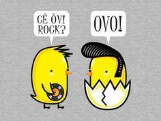 Poster - Eu Ovo Rock