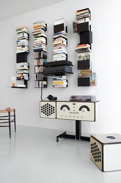 Shelving systems | Storage-Shelving | System SY23 | Extendo. Check it out on Architonic