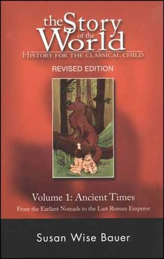 Story of the World, Volume 1 Ancient Times Reading Book
