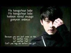 "Hyun Bin-  ""That Man"" Companion piece to ""That Woman"" lyrics (eng+korea sub) OST Secret Garden"