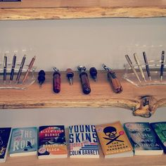 Handcrafted pens and more!
