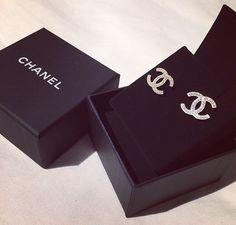 I want Chanel earrings back