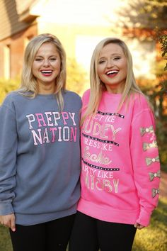 INTRODUCING our BRAND NEW Fall Sweatshirts! These are the COMFIEST & CUTEST ever!!!! Check out the whole collection at WWW.JADELYNNBROOKE.COM