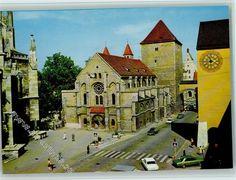 8400 Regensburg Ulrichskirche