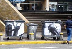 Street art. Venezuela.  http://www.lebelleb.blogspot.com/2010/04/ergo.html