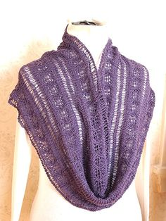 Knitting - Flutter Cowl - #REK0798