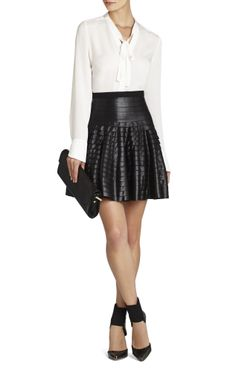 leather skirt (a mama gets dressed up sometimes!)
