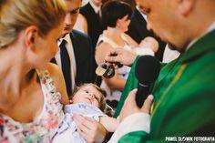 ja ciebie chrzczę w imię ojca i syna i ducha świętego...