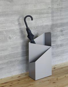 Schirmständer VIA, Design Charles O. Job fuer MOX