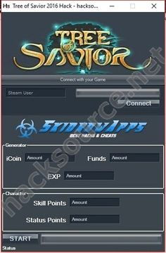 Free no survey download of working Tree of Savior 2016 Hack is included along with scan under the article. You can scroll to download below, but better take a moment and read instructions. You can generate iCoins, funds and experience with it, as well as skill points and status points. It's... https://hacksource.net/tree-of-savior-2016-hack/