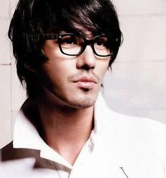 Cha Seung Won, South Korean actor, former model, b. 1970/ 차승원