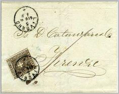 1860, 5 giugno. Da Livorno a Firenze