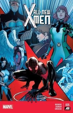 All-New X-Men #001-035 + Extras Free Download. Get FREE DC and Marvel Comic Download only on GetComics