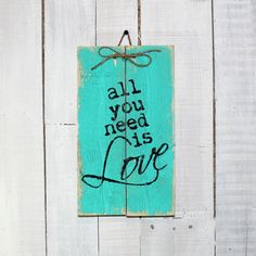 Hey, I found this really awesome Etsy listing at https://www.etsy.com/listing/217389995/all-you-need-is-love-hand-painted