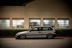 1990 EF honda civic hatchback