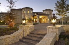 $9.9 Million French Chateau in Calabasas, California (home)   # Pin++ for Pinterest #