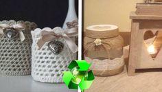 Eccovi 25 idee per riciclare i barattoli vuoti della Nutella Riciclare creativamente i barattoli della Nutella – Idea n° 1 fonte foto Riciclare creativamen