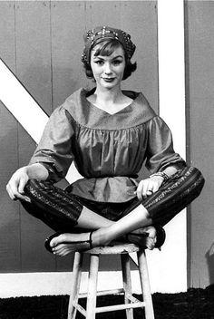 Sportswhirl photo Nina Leen 1956