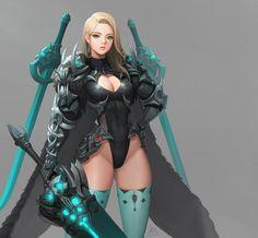 13, Daeho Cha on ArtStation at https://www.artstation.com/artwork/brDOk