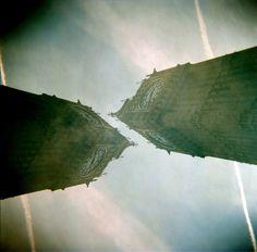 Big Bens.  Double Exposure.  © Chris Trew / Plastic Cameras 2012