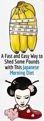 A Fast and Easy Way to Shed Some Pounds with This Japanese Morning Diet