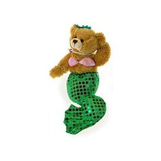 teddy bear mermaid costume