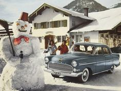 Opel kapitan 1956-58 Photo 02