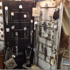 Jewelry Display..love it, but it would be hard to load and unload by myself.