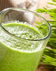 Green Blast for Migraine Relief - Recipes