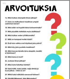 Finnish Language, Early Childhood Education, Cool Kids, Positivity, Teaching, Children, Early Education, Young Children, Boys