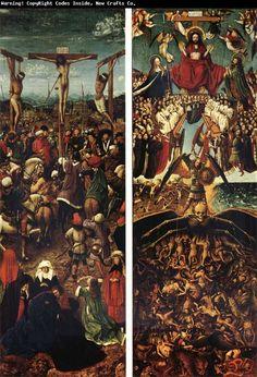 Jan van Eyck's Last Judgement