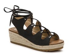 GC Shoes Honey Wedge Sandal | DSW