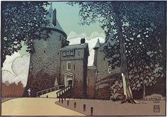 Limited Edition Prints by Linocut Artist Ian Phillips Linocut Artists, Stippling Art, Colorful Artwork, Fine Art Gallery, Beautiful Artwork, Printmaking, Framed Art, Art Prints, Lino Prints