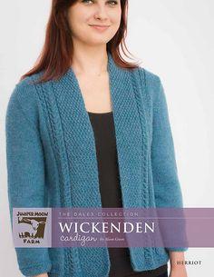 Ravelry: Wickenden pattern by Alison Green Free Knitting, Knitting Patterns, Alison Green, Ravelry, Knitting Supplies, Cardigans For Women, Knit Crochet, Moon, Lady