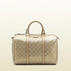 Gucci joy Boston bag Champagne color .... Love!!!!