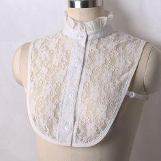 Dickie Fake collar Detachable collar Collar Bud silk Shirt Lace collar Sweet Joker Decoration Freeshipping