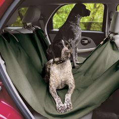 Filson Dog Car Seat Saver  Daily Gadget Inspiration #6