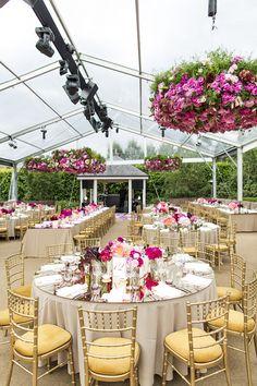 Flowers Vasette - Floral chandeliers with peonies <3