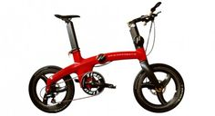 Grigiocarbonio : folding bike - 8,5kg - 5200€