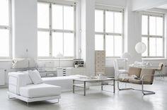 INTERIOR JUNKIE » 9x inspiratie voor veel wit in huis