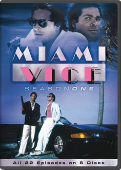 One of the most popular television shows of the 1980s, MIAMI VICE helped define the fashion and music of the period while simultaneously maintaining a high quality police drama standard. The show is f
