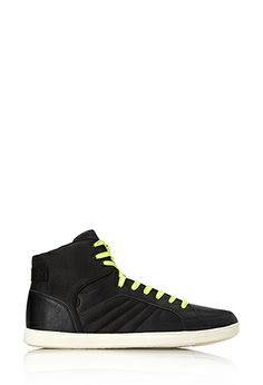 Color Laced High-Tops   21 MEN - 2000071964